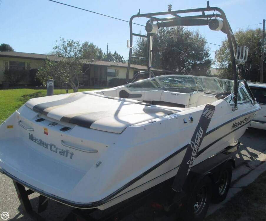 1996 Mastercraft Maristar 225 VRS LT1 - Photo #20