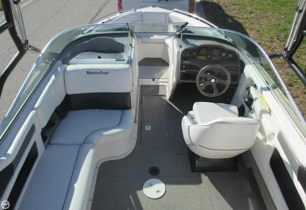 1996 Mastercraft Maristar 225 VRS LT1 - Photo #34