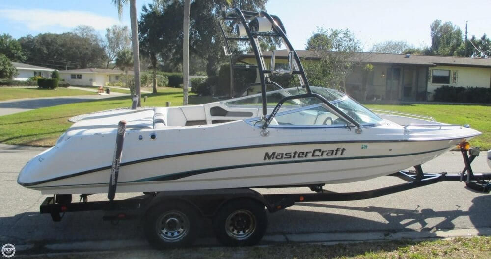 1996 Mastercraft Maristar 225 VRS LT1 - Photo #38