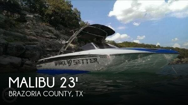 2012 Malibu 23 LSV Wakesetter - Photo #1