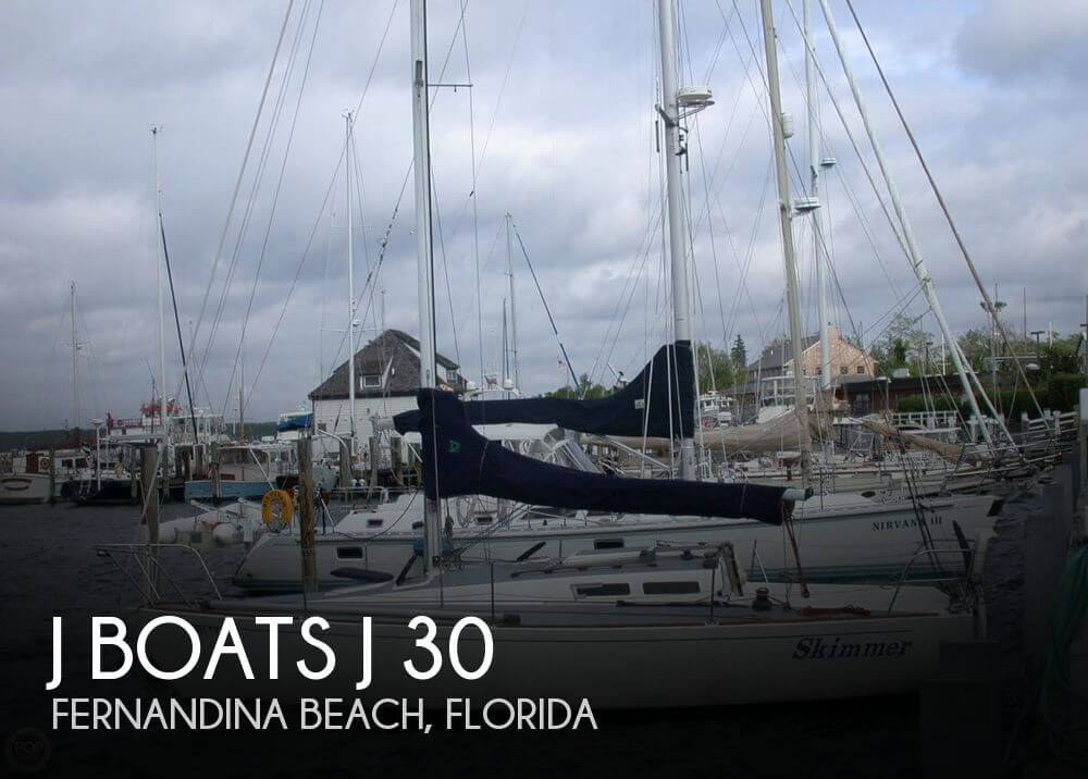Used J Boats Boats For Sale by owner | 1985 J Boats 30