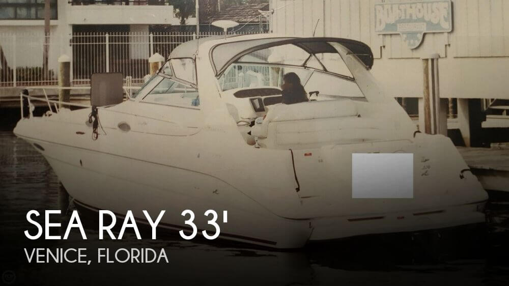 1995 Sea Ray 330 Sundancer - Photo #1