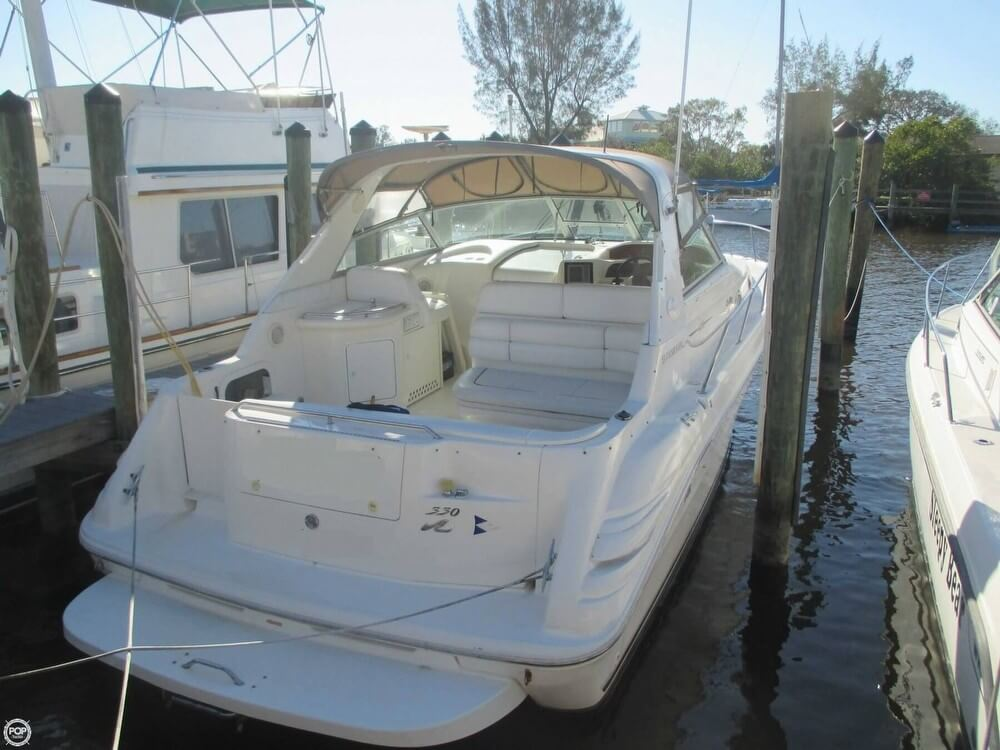 1995 Sea Ray 330 Sundancer - Photo #6