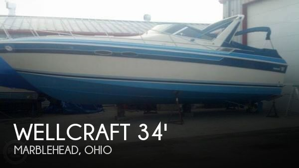1986 Wellcraft Grand Sport 3400 for sale