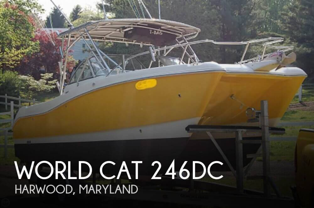 2001 World Cat 246DC - Photo #1