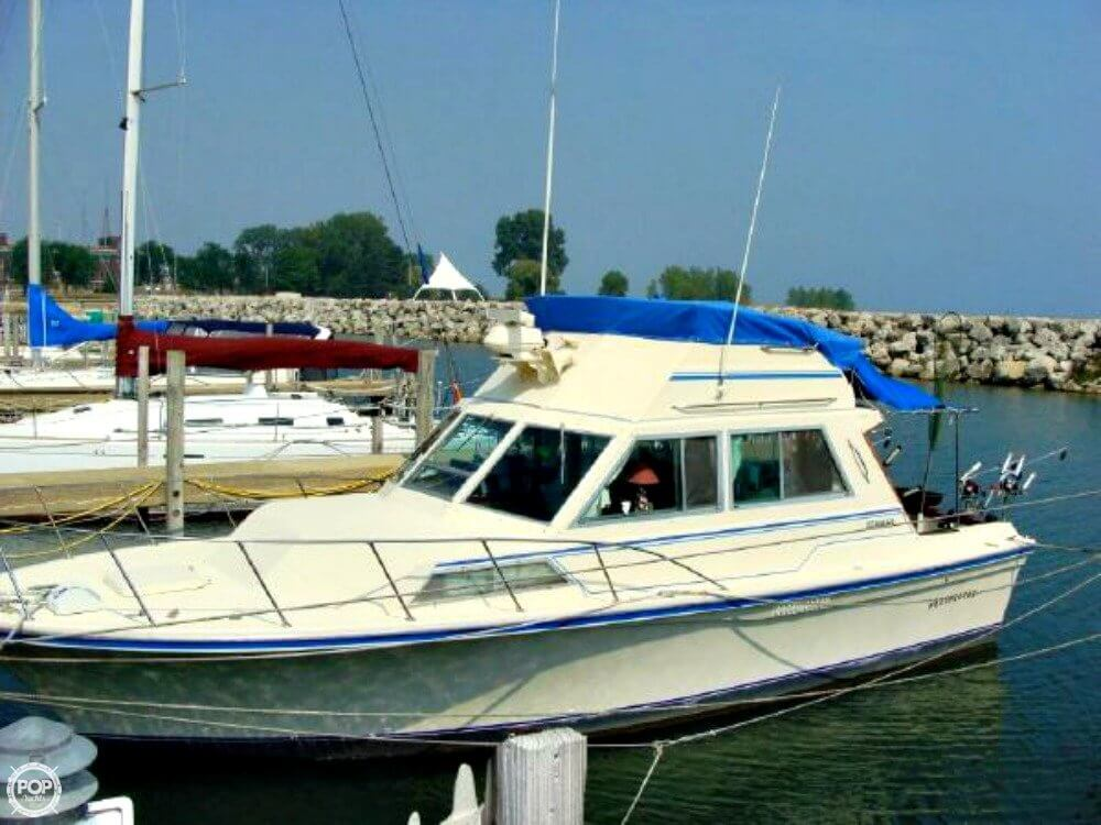 1977 Stamas boat for sale, model of the boat is 32 Sport Sedan & Image # 4 of 40