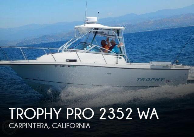 2004 Trophy Pro 2352 WA for sale