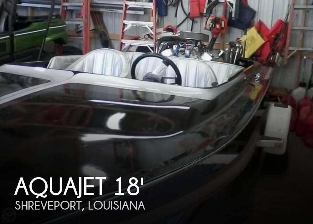 1978 Aquajet 18 Custom Jet Boat - Photo #1