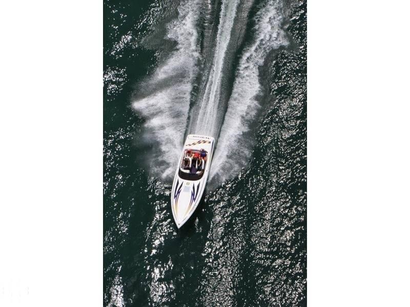 2001 Nordic Boats 28 Heat - Photo #6