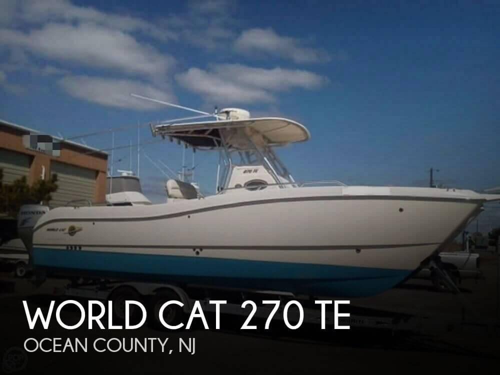 2006 World Cat 270 TE - Photo #1