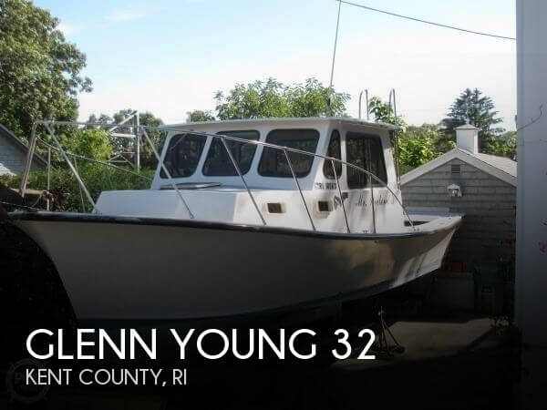 1984 Glenn Young 32 - Photo #1