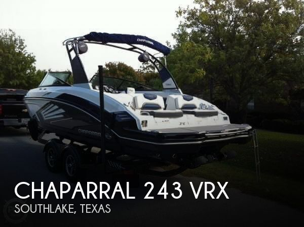 2015 Chaparral 243 VRX - Photo #1
