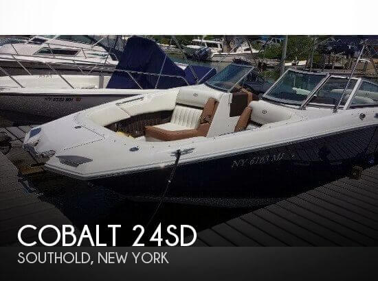 Used Boats For Sale in Providence, Rhode Island by owner | 2013 Cobalt 24
