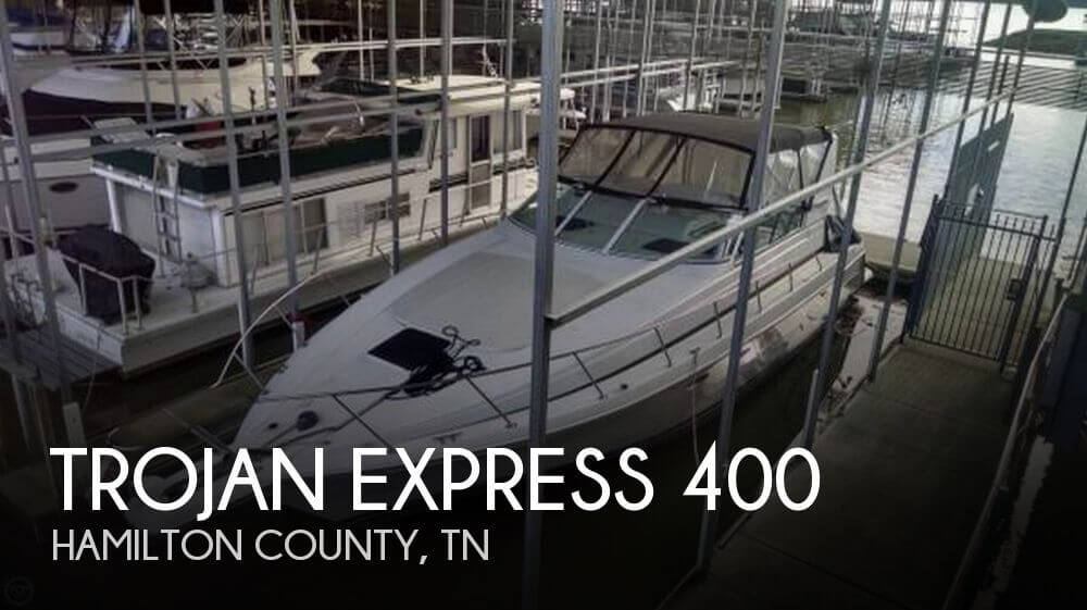 1998 Trojan Express 400 for sale