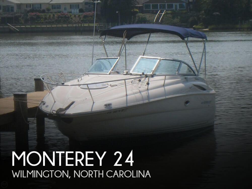 2005 Monterey 24 for sale