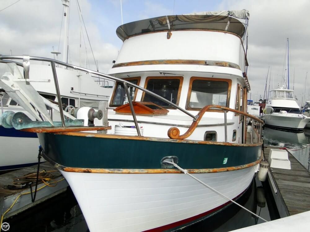 1977 C & L Trawler 34 - Photo #27