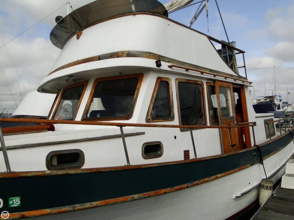 1977 C & L Trawler 34 - Photo #29