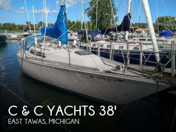 Used Sailboats For Sale in Michigan by owner | 1981 C & C Yachts 37
