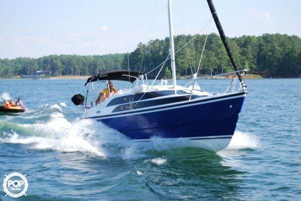 2008 MacGregor 26M - Photo #2