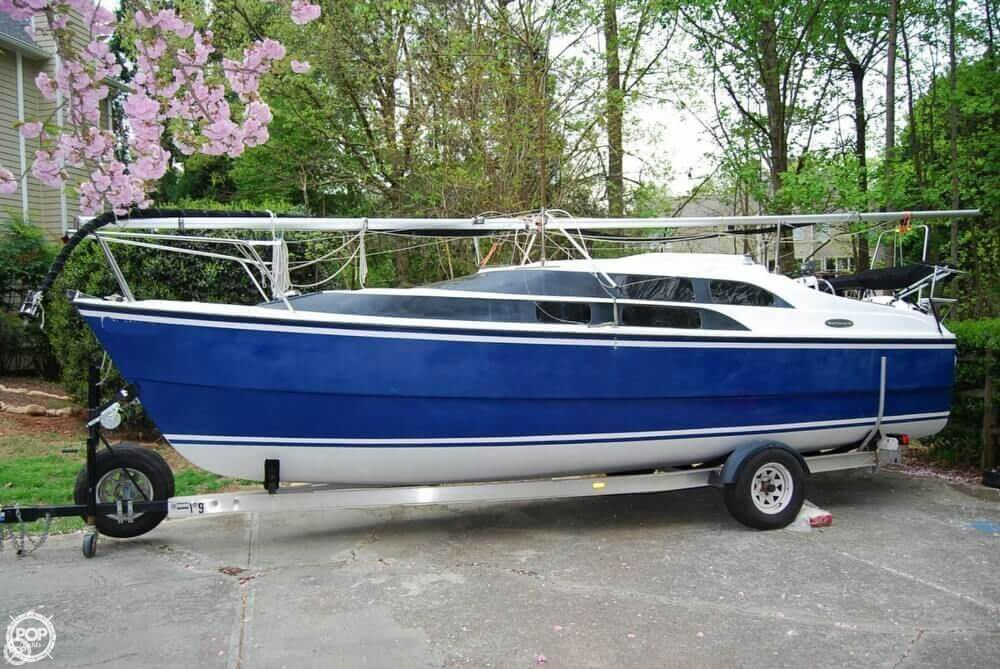 2008 MacGregor 26M - Photo #11
