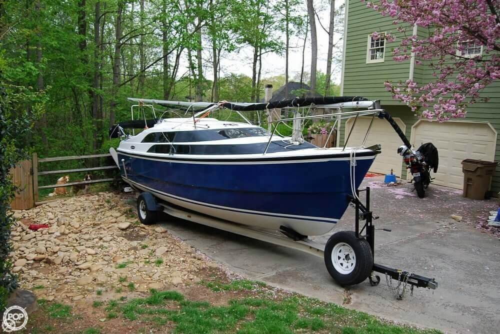 2008 MacGregor 26M - Photo #13