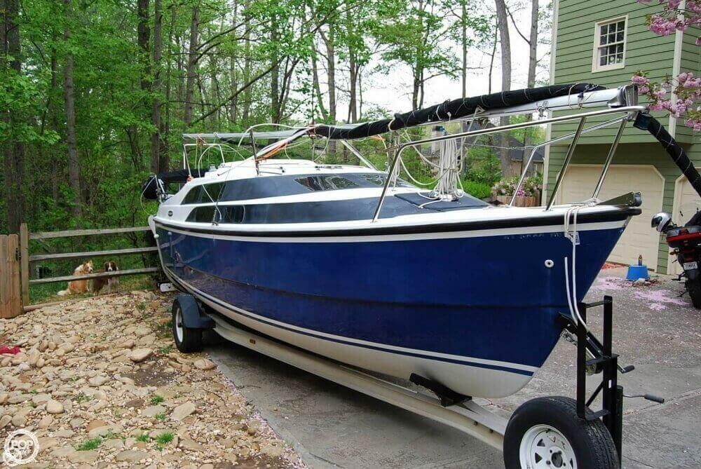 2008 MacGregor 26M - Photo #15