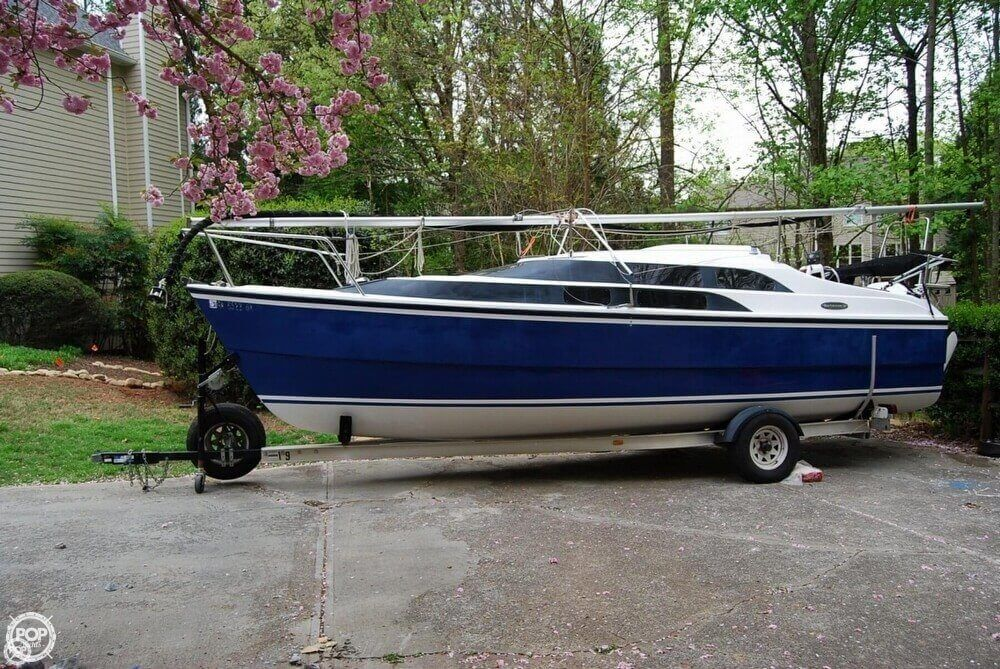 2008 MacGregor 26M - Photo #16