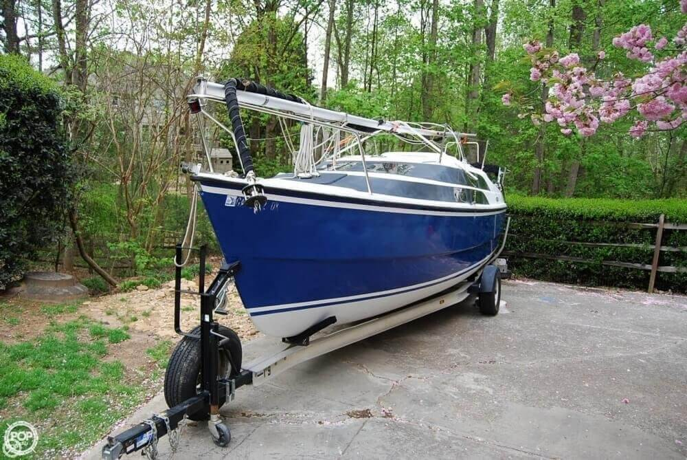2008 MacGregor 26M - Photo #18