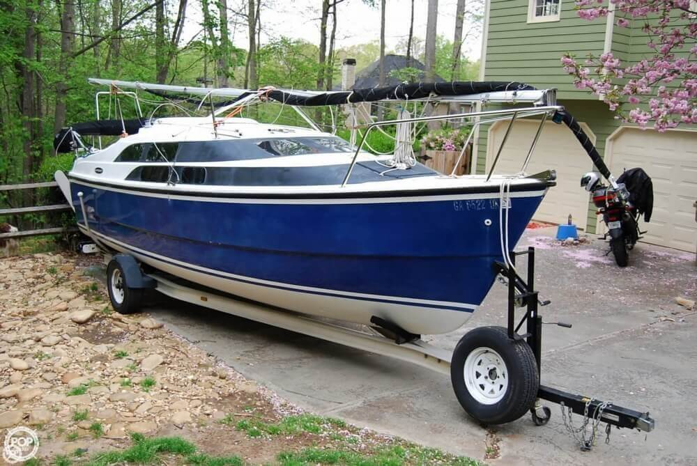 2008 MacGregor 26M - Photo #20