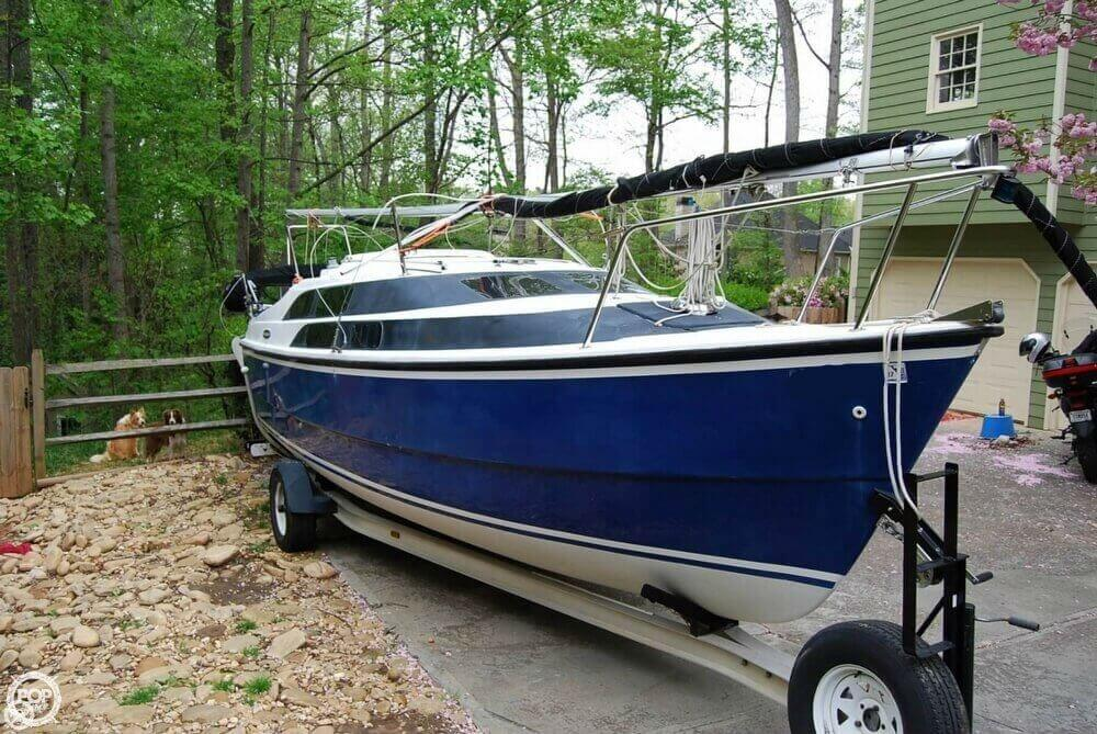 2008 MacGregor 26M - Photo #21