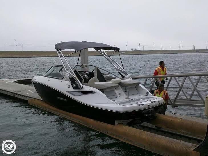 2011 Sea-Doo 210 Challenger SE - Photo #24