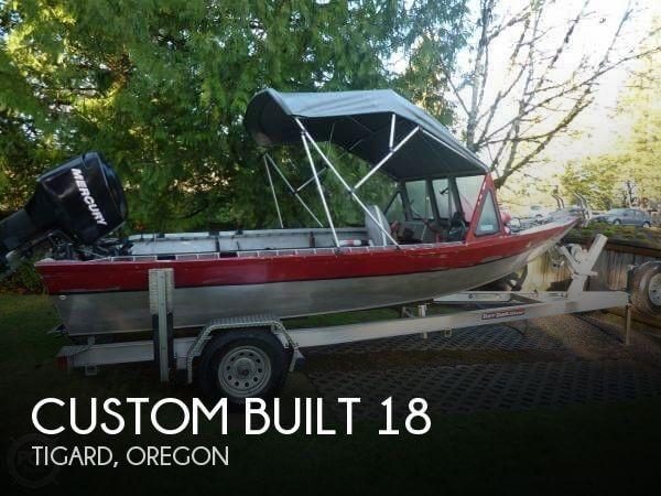 1998 Custom Built 18 - Photo #1