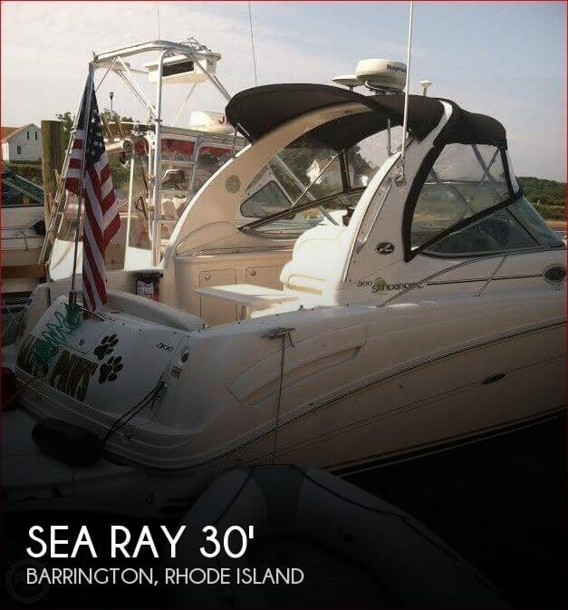Used Sea Ray 30 Boats For Sale by owner | 2002 Sea Ray 300