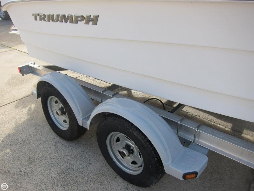 2011 Triumph 191 FS - Photo #19
