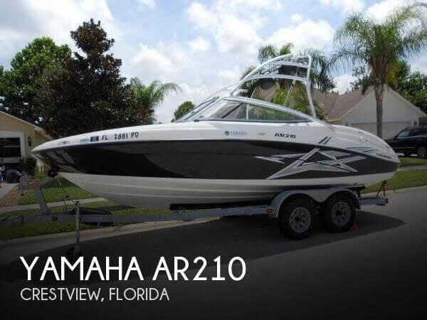 2011 Yamaha AR210 - Photo #1