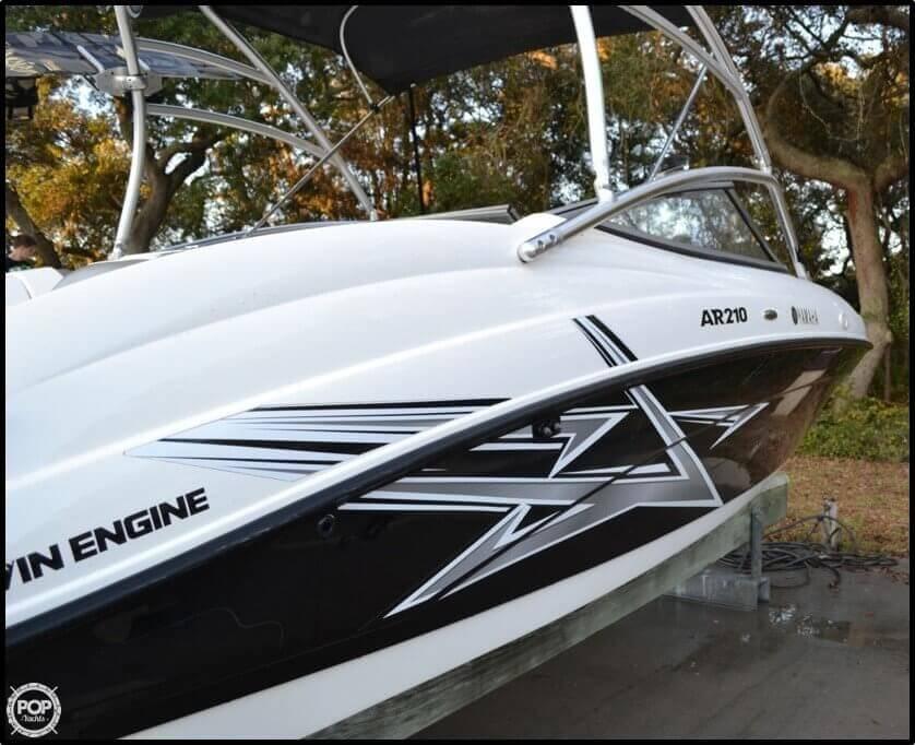 2011 Yamaha AR210 - Photo #6