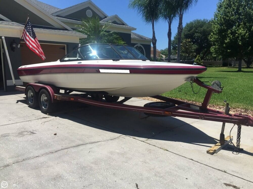 1998 Malibu boat for sale, model of the boat is Response & Image # 2 of 40