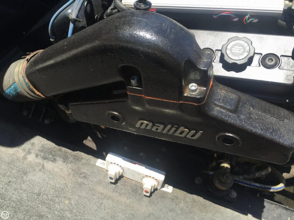 1998 Malibu boat for sale, model of the boat is Response & Image # 10 of 40
