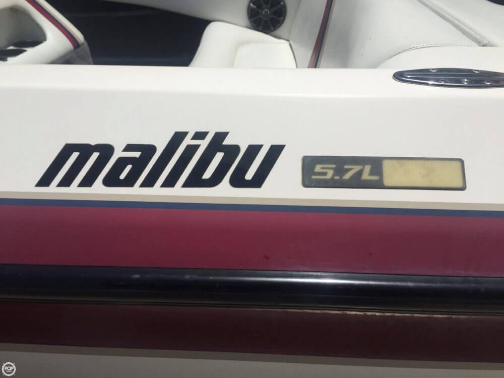 1998 Malibu boat for sale, model of the boat is Response & Image # 13 of 40