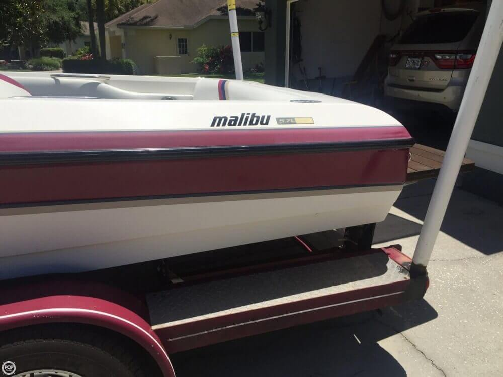 1998 Malibu boat for sale, model of the boat is Response & Image # 32 of 40