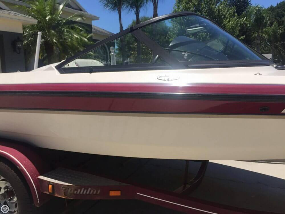 1998 Malibu boat for sale, model of the boat is Response & Image # 35 of 40