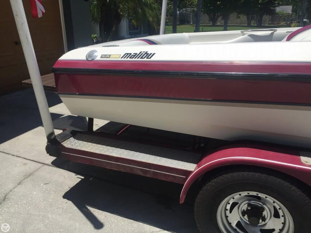 1998 Malibu boat for sale, model of the boat is Response & Image # 37 of 40