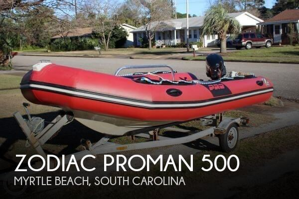 2013 ZODIAC PROMAN 500 for sale