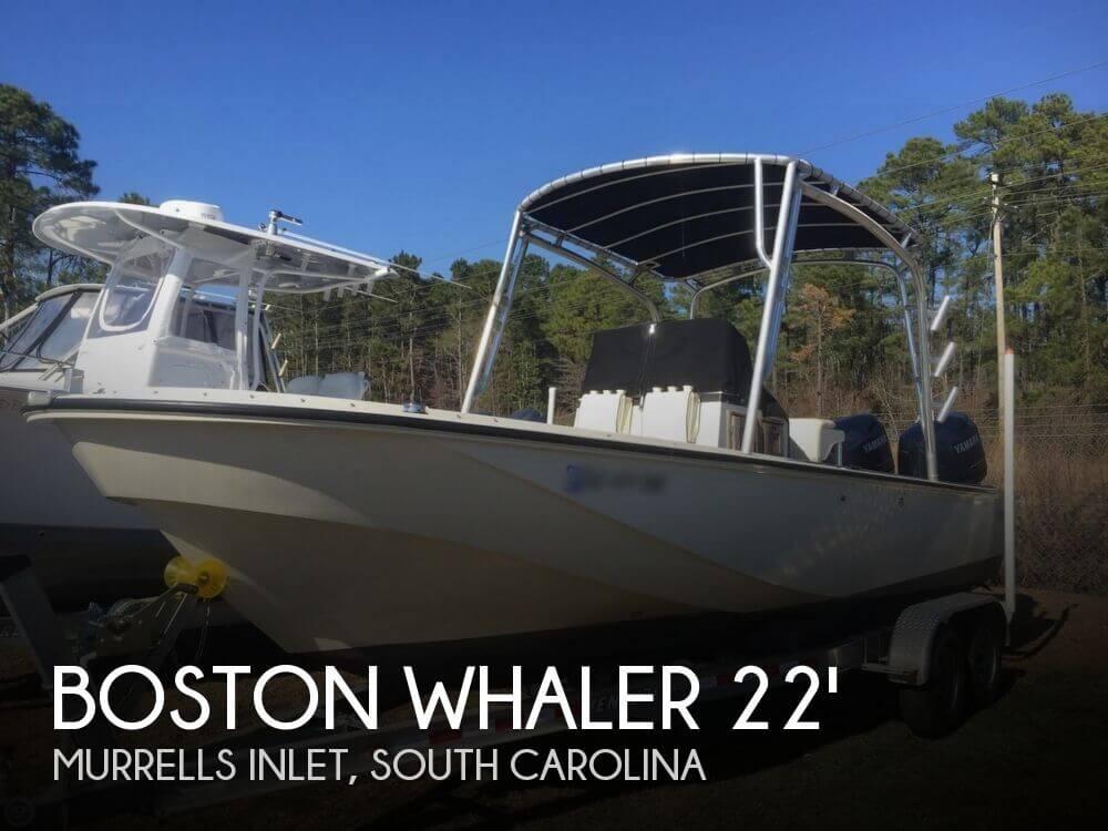 1983 Boston Whaler Outrage 22 - Photo #1