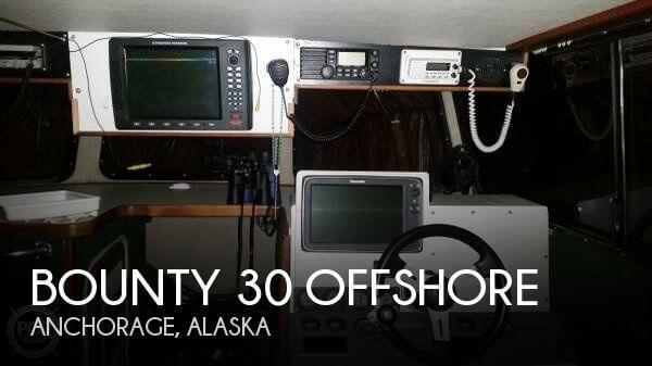 1995 Bounty 30 Offshore - Photo #1