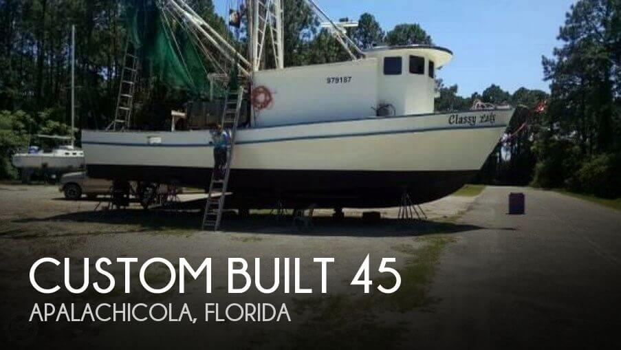 Used Boats For Sale in Tallahassee, Florida by owner | 1986 Custom Built 45