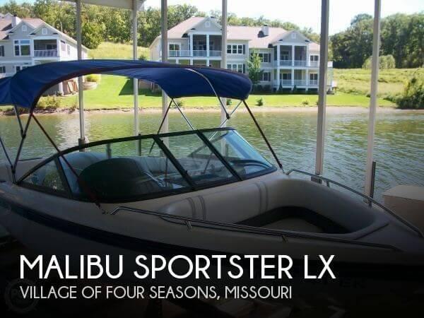1998 Malibu Sportster LX - Photo #1