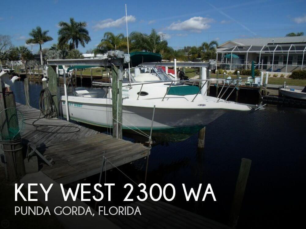 1999 Key West 2300 WA - Photo #1