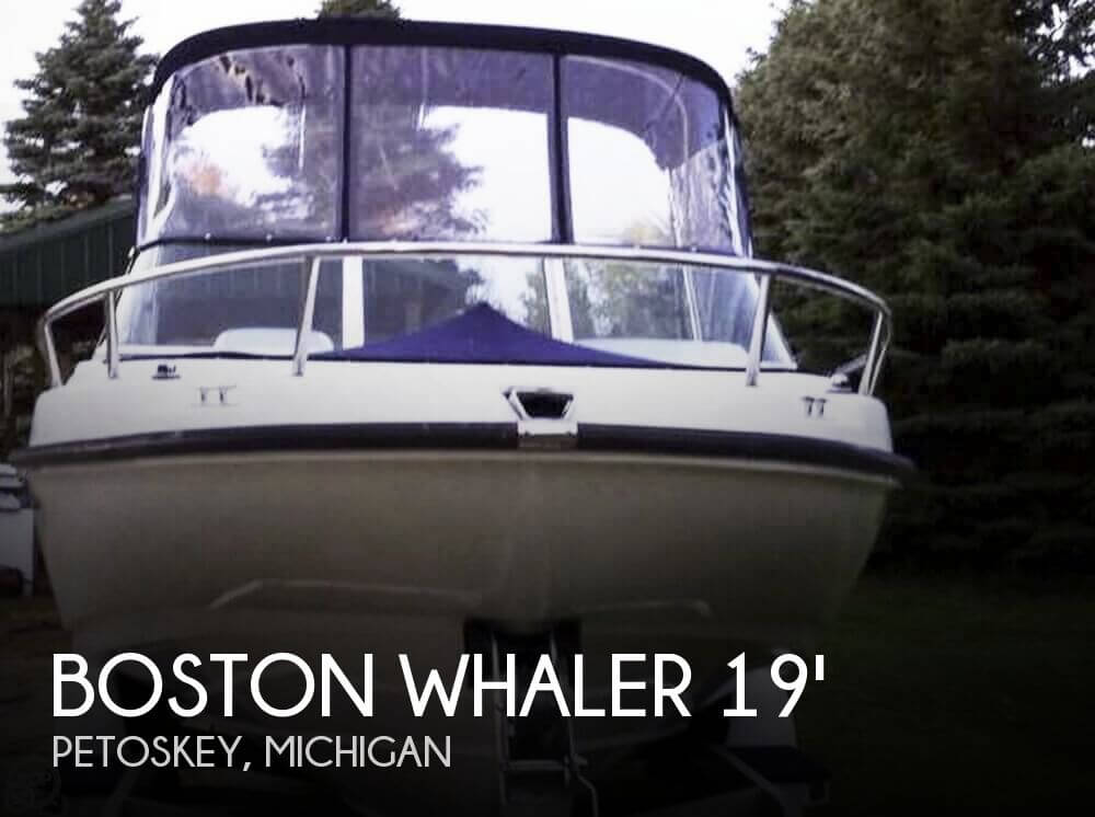 1997 BOSTON WHALER DAUNTLESS 20 for sale