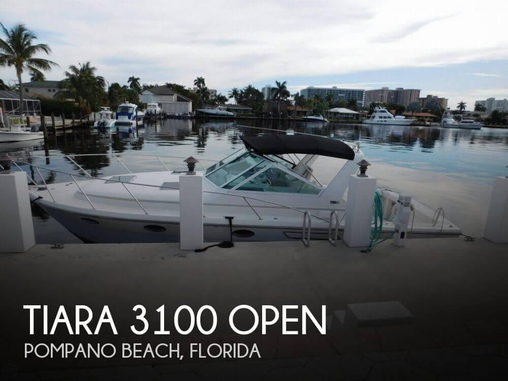 2000 Tiara 3100 Open - Photo #1